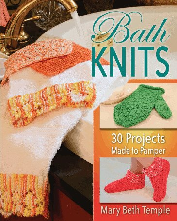 book cover image for Bath Knits by Mary Beth Temple
