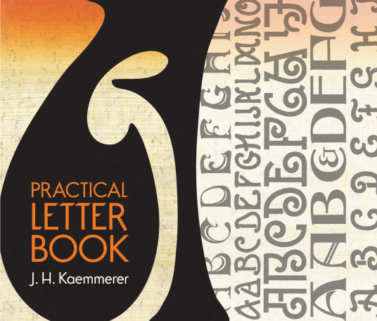 book cover image for practical letter book