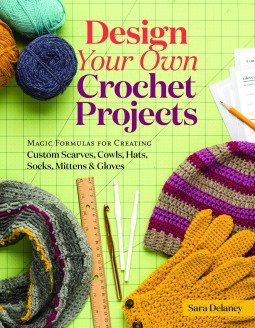 book cover for Design your Own Crochet Projects