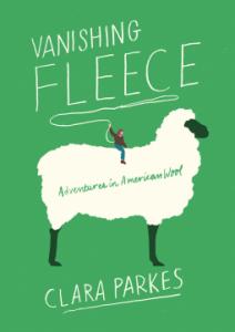 book cover: vanishing fleece