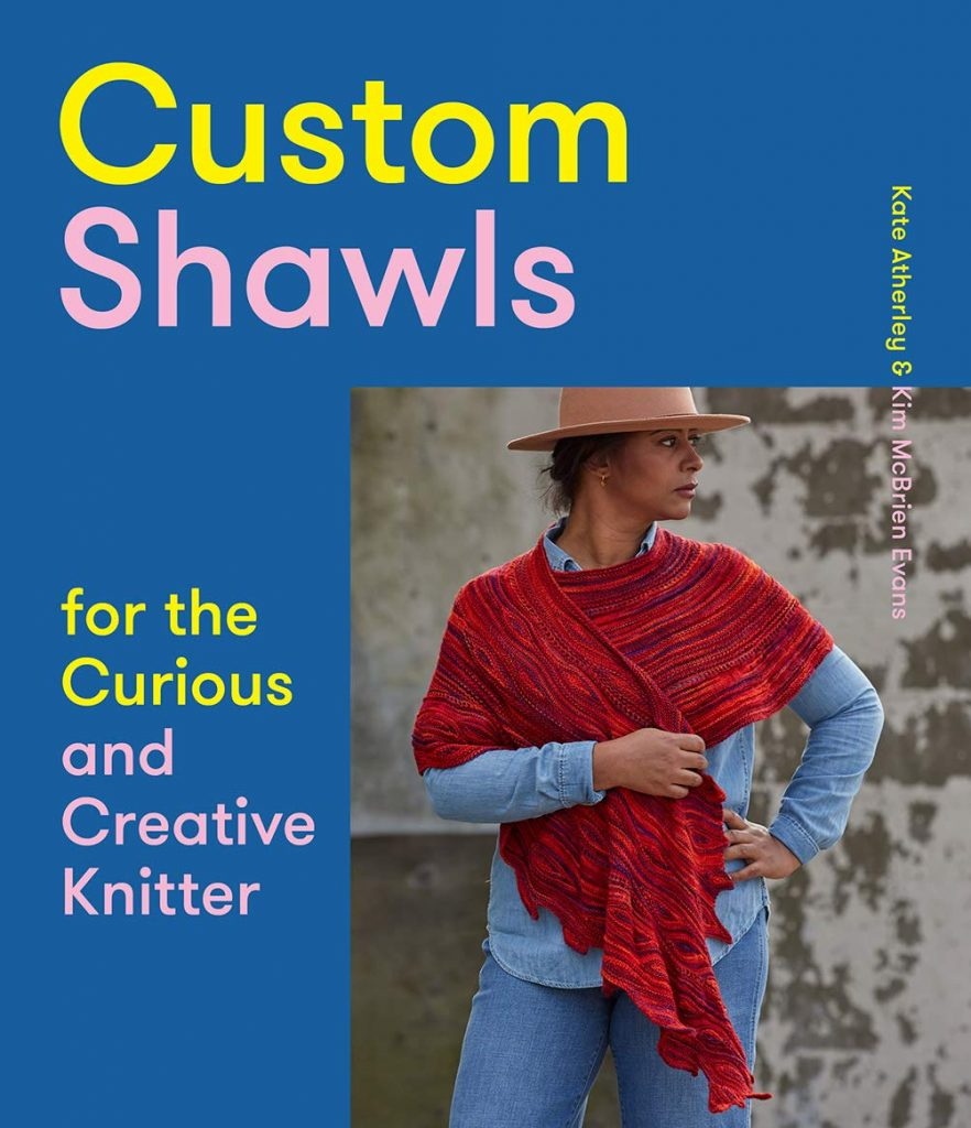 Book: Custom Shawls for the Curious and Creative Knitter