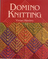 book cover - Domino Knitting