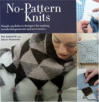 book cover - no pattern knits